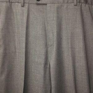 Croft & Barrow Men's Gray Premium Stretch Pants